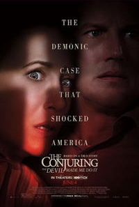 CONJURING THE DEVIL MADE poster
