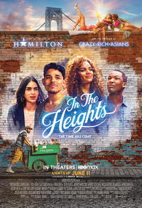 IN THE HEIGHTS BIG poster