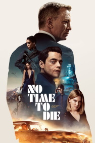 NO TIME TO DIE BIG poster