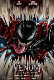 VENOM LET THERE BE CARNAG poster
